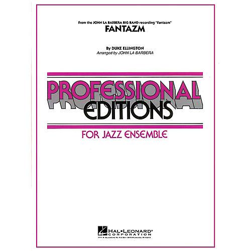 Hal Leonard Fantazm Jazz Band Level 5 Arranged by John La Barbera thumbnail