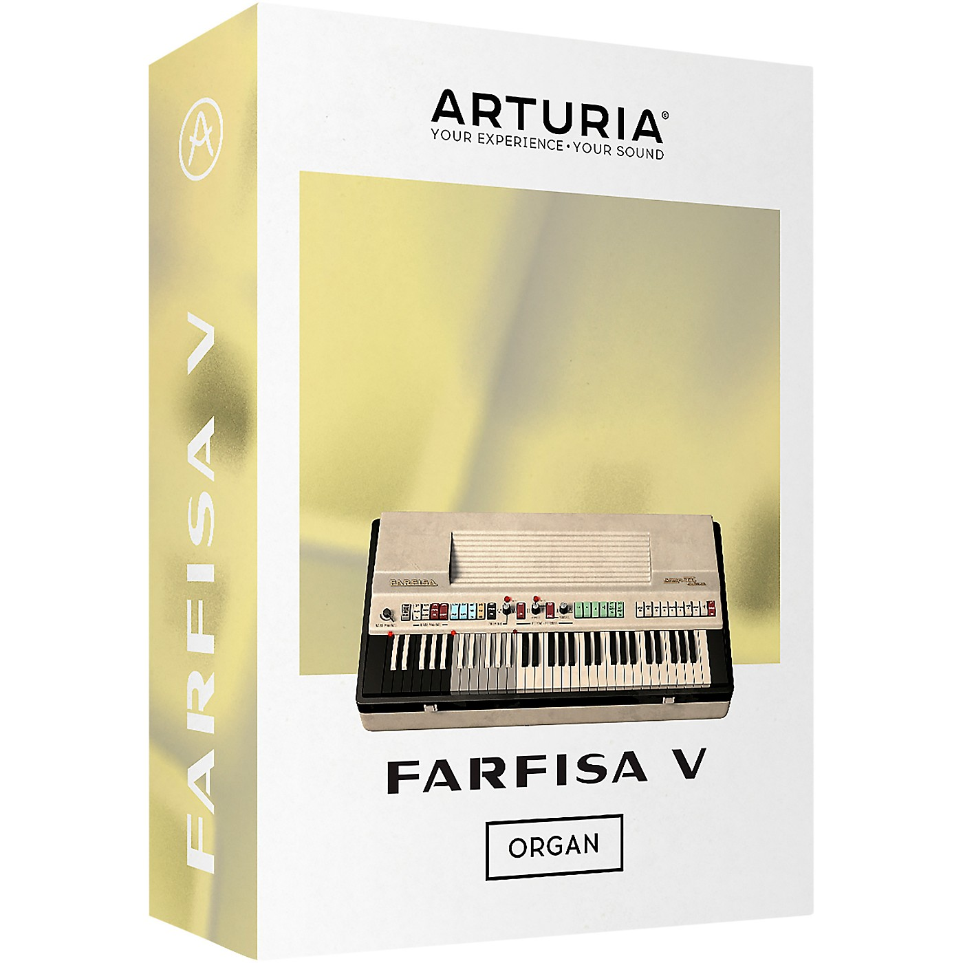Arturia Farfisa V (Software Download) thumbnail