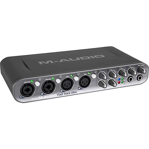 M-Audio Fast Track Ultra USB 2.0 Audio Interface thumbnail