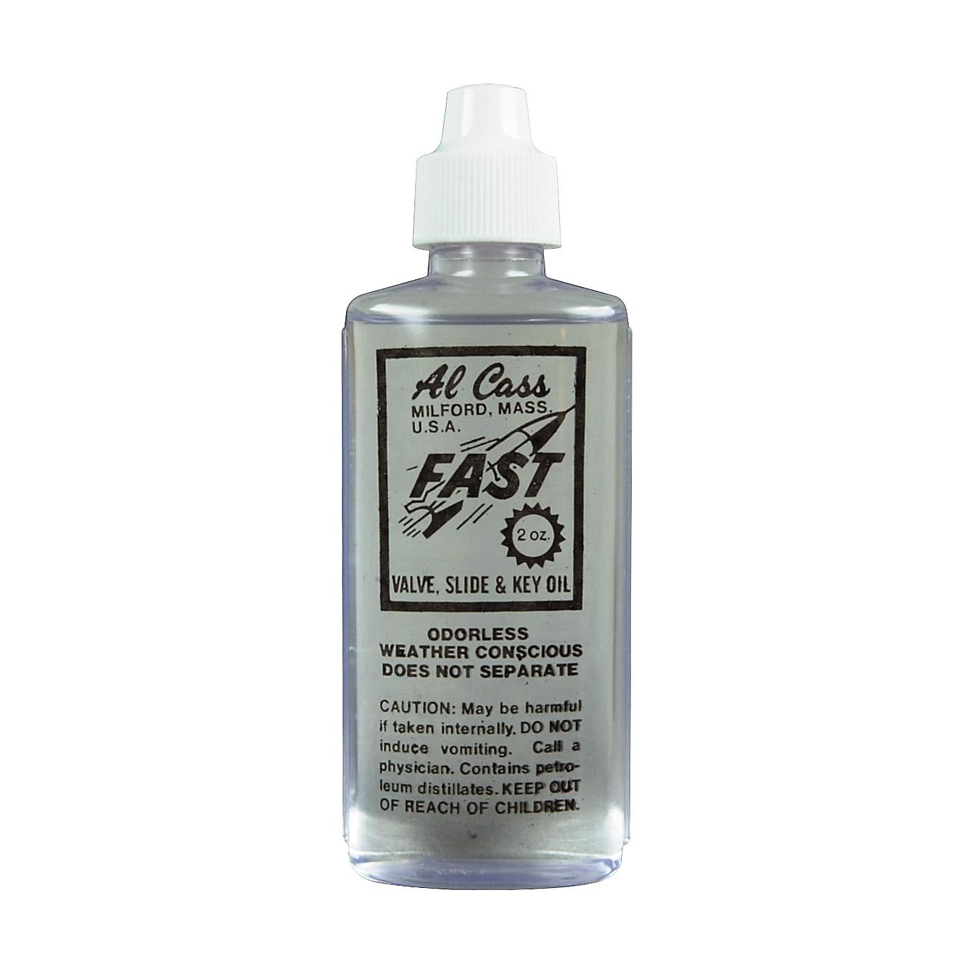Al Cass Fast Valve, Slide and Key Oil thumbnail