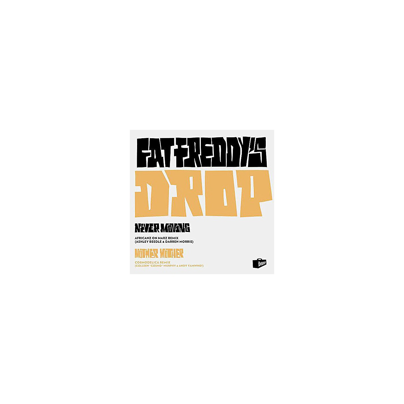 Alliance Fat Freddy's Drop - Mother Mother/Never Moving Remixes thumbnail