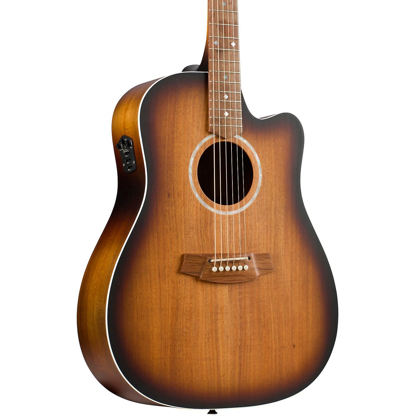 Cole Clark Fat Lady 2 Series Australian Blackwood Dreadnought Acoustic-Electric Guitar thumbnail
