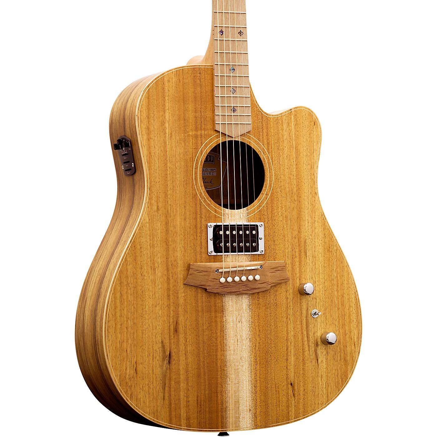 Cole Clark Fat Lady 2 Series Australian Blackwood Dreadnought Humbucker Acoustic-Electric Guitar thumbnail