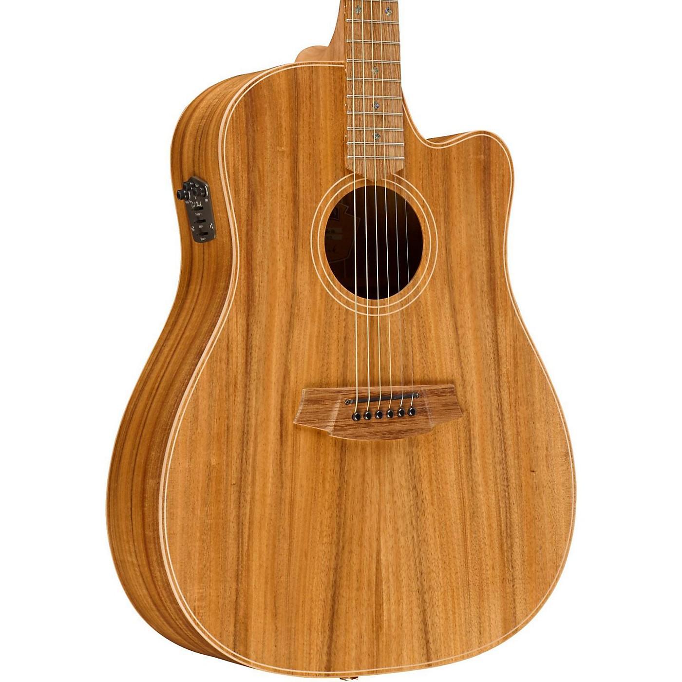Cole Clark Fat Lady 2 Series Australian Eco Blackwood Dreadnought Acoustic-Electric Guitar thumbnail