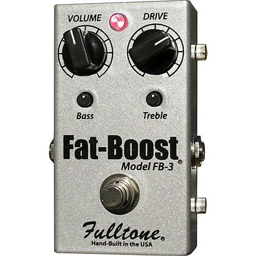 Fulltone FatBoost 3 FB-3 Guitar Effects Pedal thumbnail