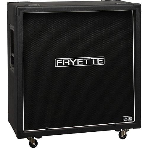 Fryette FatBottom 412 280W 4x12 Guitar Speaker Cabinet - Fane thumbnail
