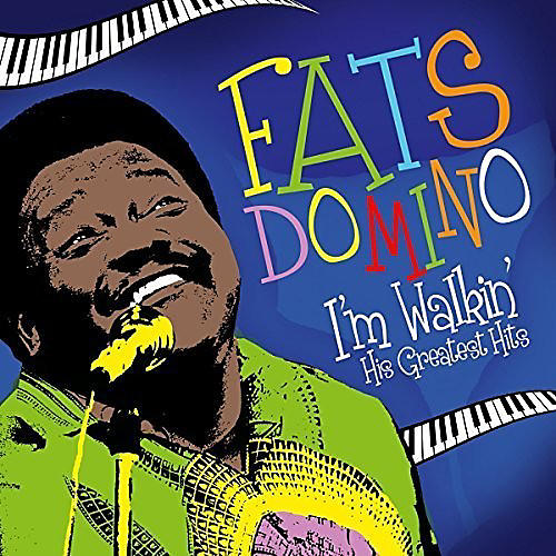 Alliance Fats Domino - I'm Walkin' - His Greatest Hit thumbnail