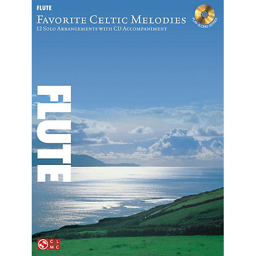 Hal Leonard Favorite Celtic Melodies For Flute Book/CD-thumbnail