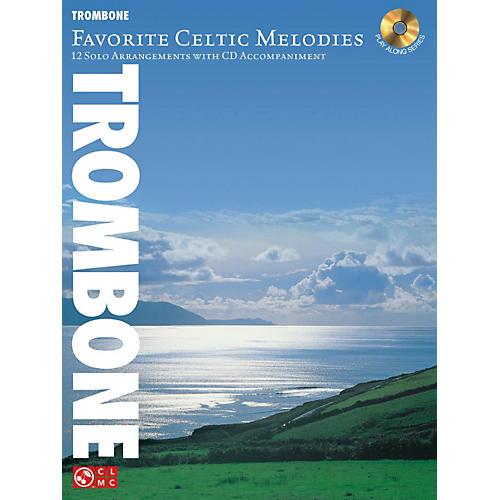 Hal Leonard Favorite Celtic Melodies For Trombone Book/CD thumbnail