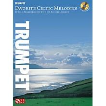 Hal Leonard Favorite Celtic Melodies For Trumpet Book/CD