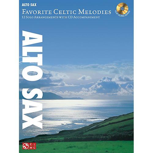 Hal Leonard Favorite Celtic Melodies Fro Alto Sax Book/CD thumbnail