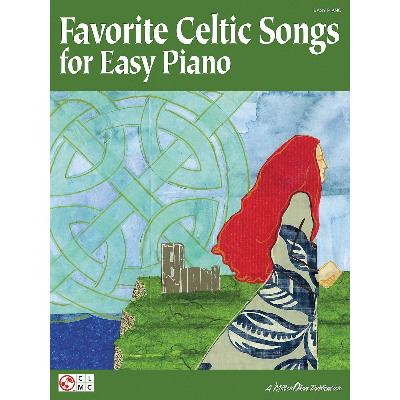 Cherry Lane Favorite Celtic Songs For Easy Piano thumbnail