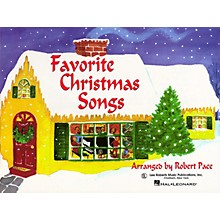 Lee Roberts Favorite Christmas Songs Pace Piano Education Series