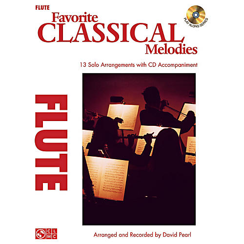 Cherry Lane Favorite Classical Melodies - Book/CD thumbnail