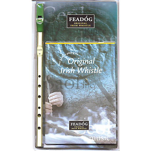 Music Sales Feadog Double Pack - Book & Whistle Music Sales America Series thumbnail
