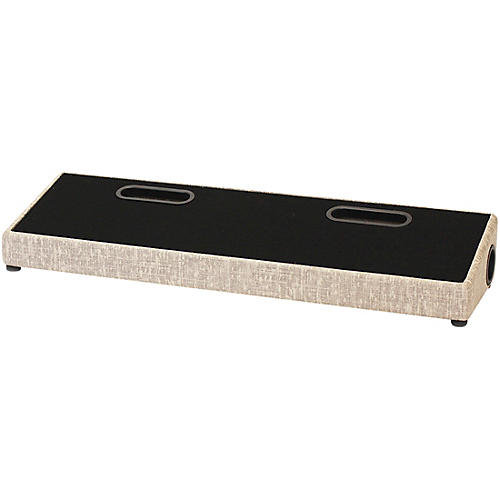 Blackbird Pedalboards Feather Pedalboard XL and Gig Bag Fawn Tolex thumbnail