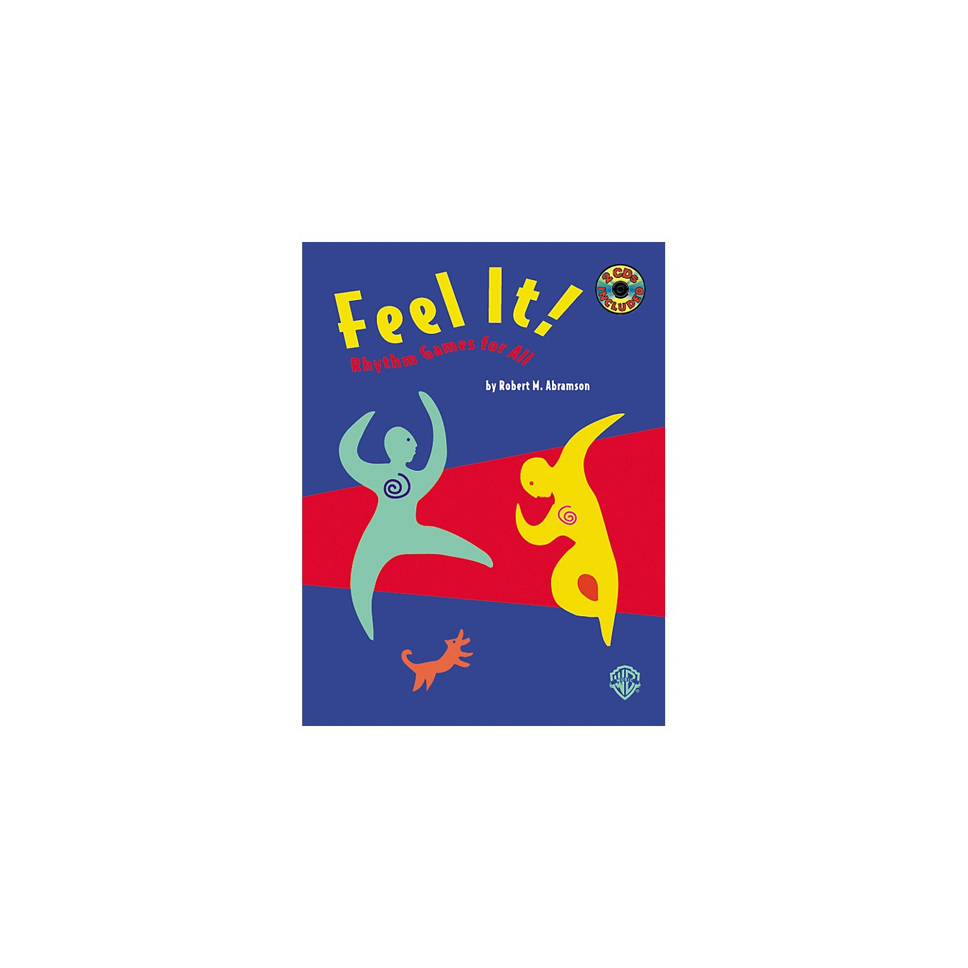 Alfred Feel It! Rhythm Games for All Book/CD thumbnail