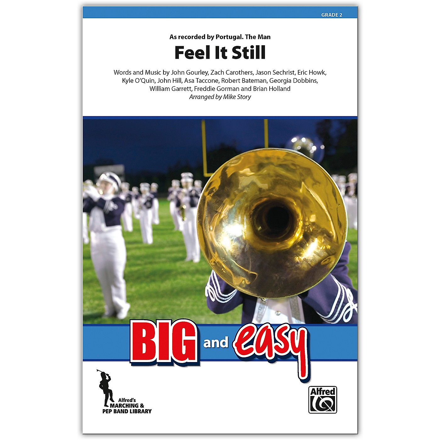 Alfred Feel It Still Conductor Score 2 (Easy) thumbnail