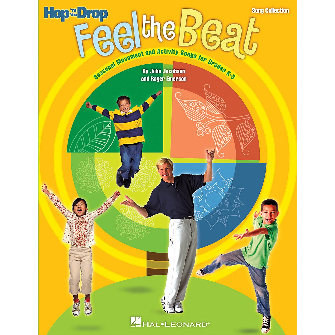 Hal Leonard Feel the Beat! Performance/Accompaniment CD Composed by Roger Emerson thumbnail