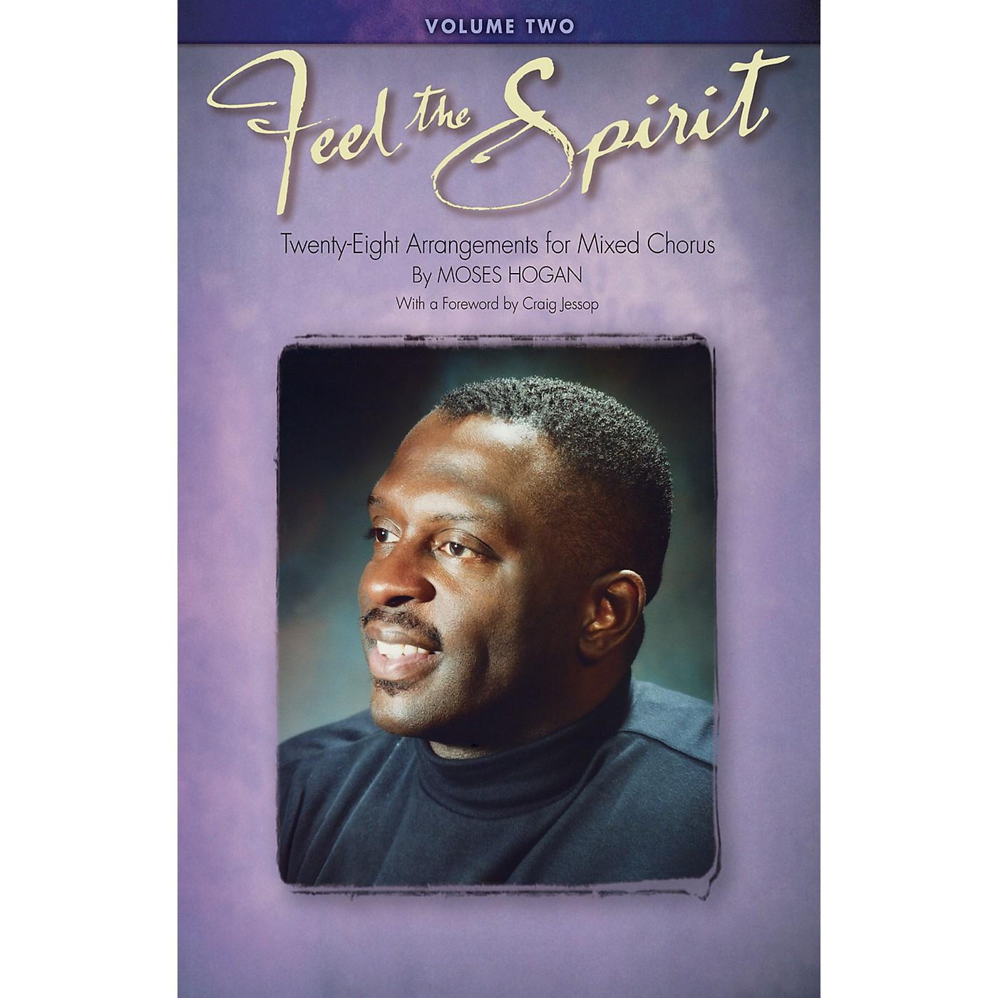 Hal Leonard Feel the Spirit Volume II SATB arranged by Moses Hogan thumbnail