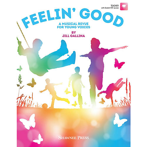 Hal Leonard Feelin' Good (A Musical Revue for Young Voices) Performance/Accompaniment CD Composed by Jill Gallina thumbnail