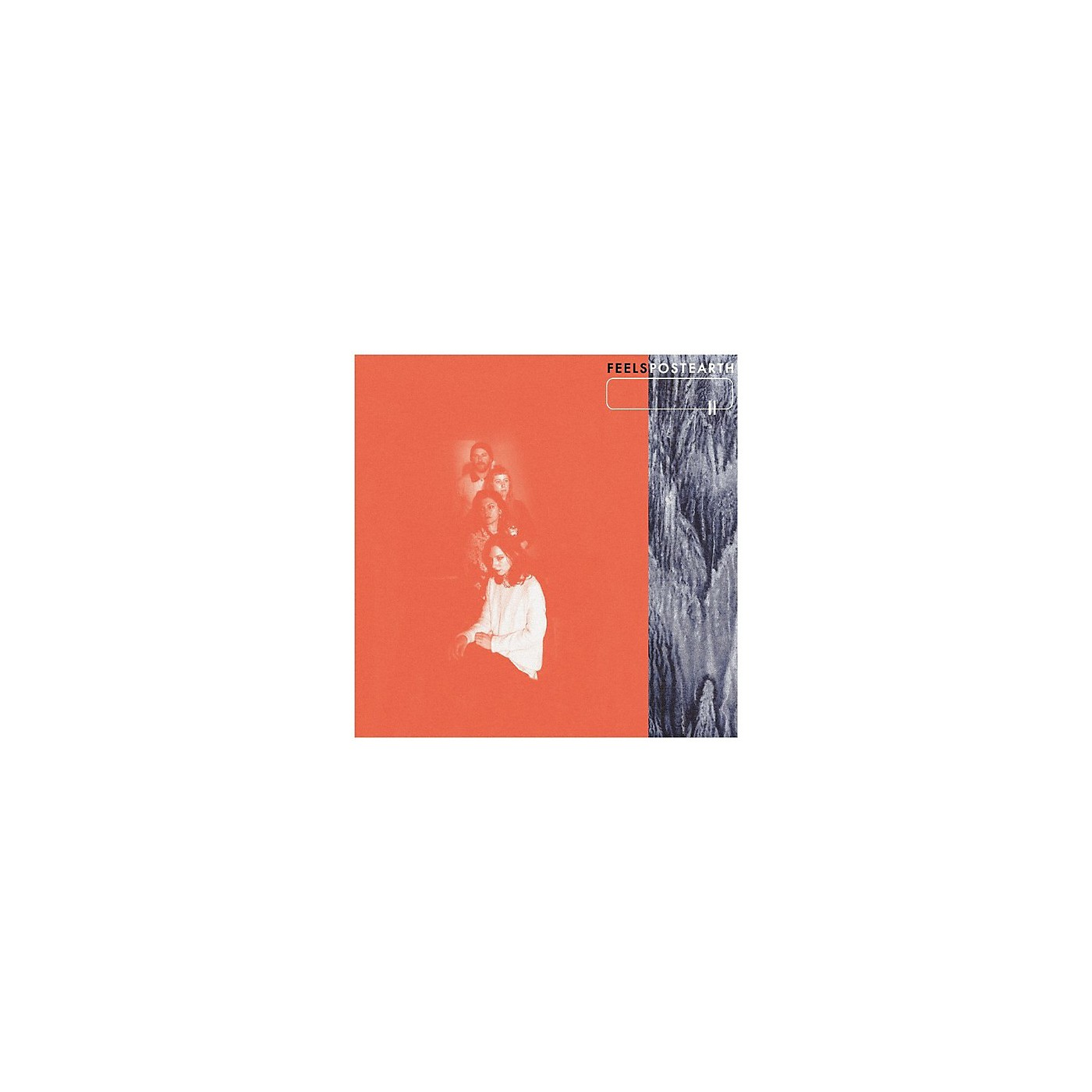 Alliance Feels - Post Earth (red Vinyl) thumbnail