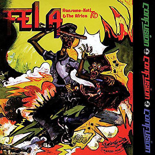 Alliance Fela Kuti - Confusion thumbnail