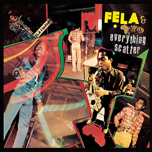 Alliance Fela Kuti - Everything Scatter thumbnail