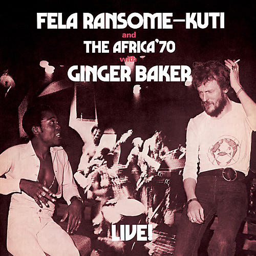 Alliance Fela Kuti - Fela Live with Ginger Baker thumbnail