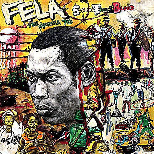 Alliance Fela Kuti - Sorrow Tears & Blood thumbnail