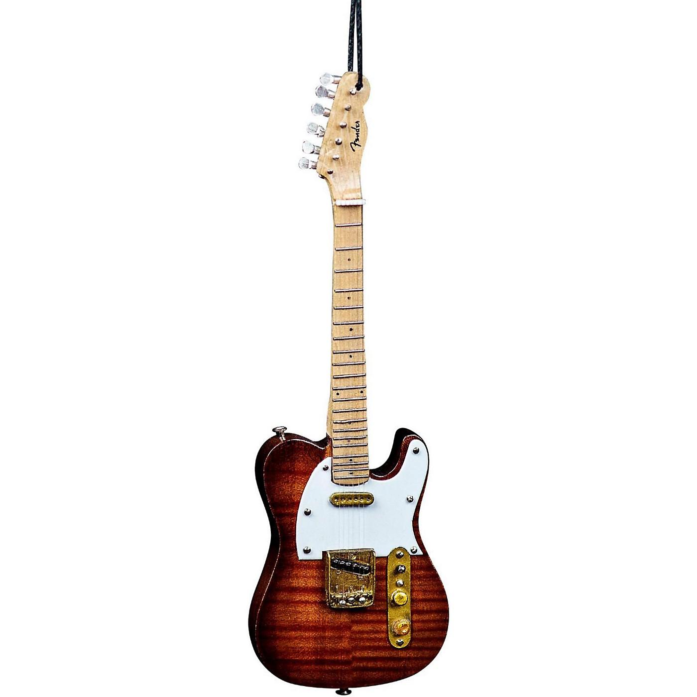Axe Heaven Fender Select Telecaster-6-Inch Holiday Ornament thumbnail