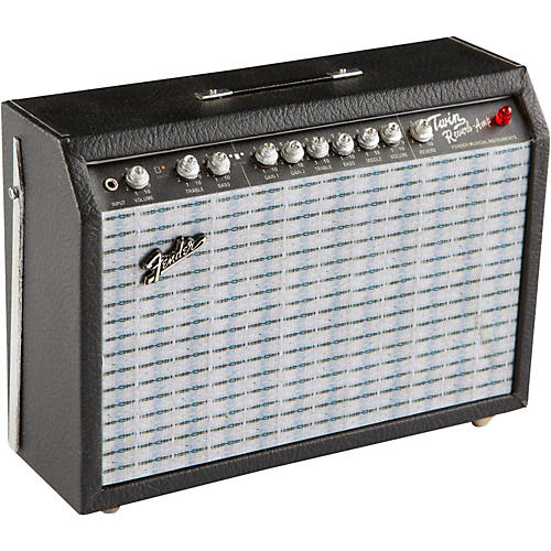 Axe Heaven Fender Twin Reverb Mini Amp Replica thumbnail