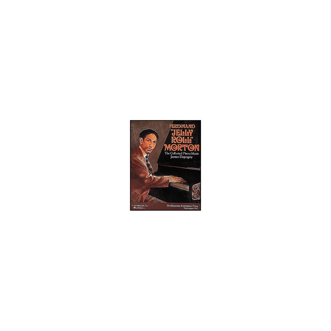 G. Schirmer Ferdinand Jelly Roll Morton Collected Piano Music James Dapagny By Morton thumbnail
