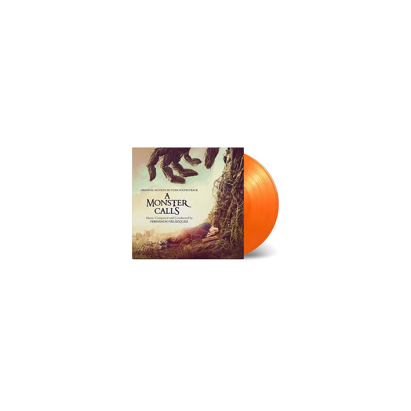 Alliance Fernando Velazquez - A Monster Calls (original Soundtrack) thumbnail