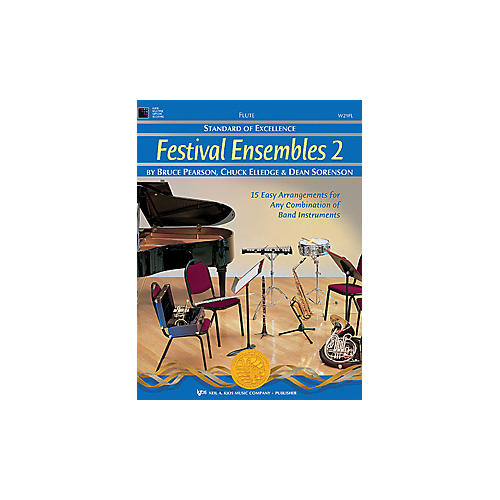 KJOS Festival Ensembles 2 Flute thumbnail