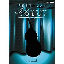 Carl Fischer Festival Performance Solos Book