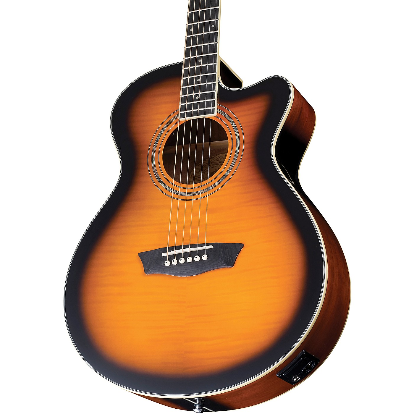 Washburn Festival Series Acoustic-Electric Guitar thumbnail