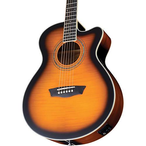 Washburn Festival Series Acoustic-Electric Guitar thumbnail