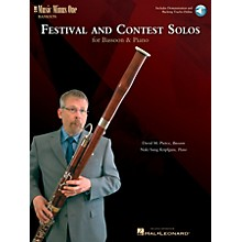 Music Minus One Festival and Contest Solos Music Minus One Series Softcover with CD Performed by David M. Pierce