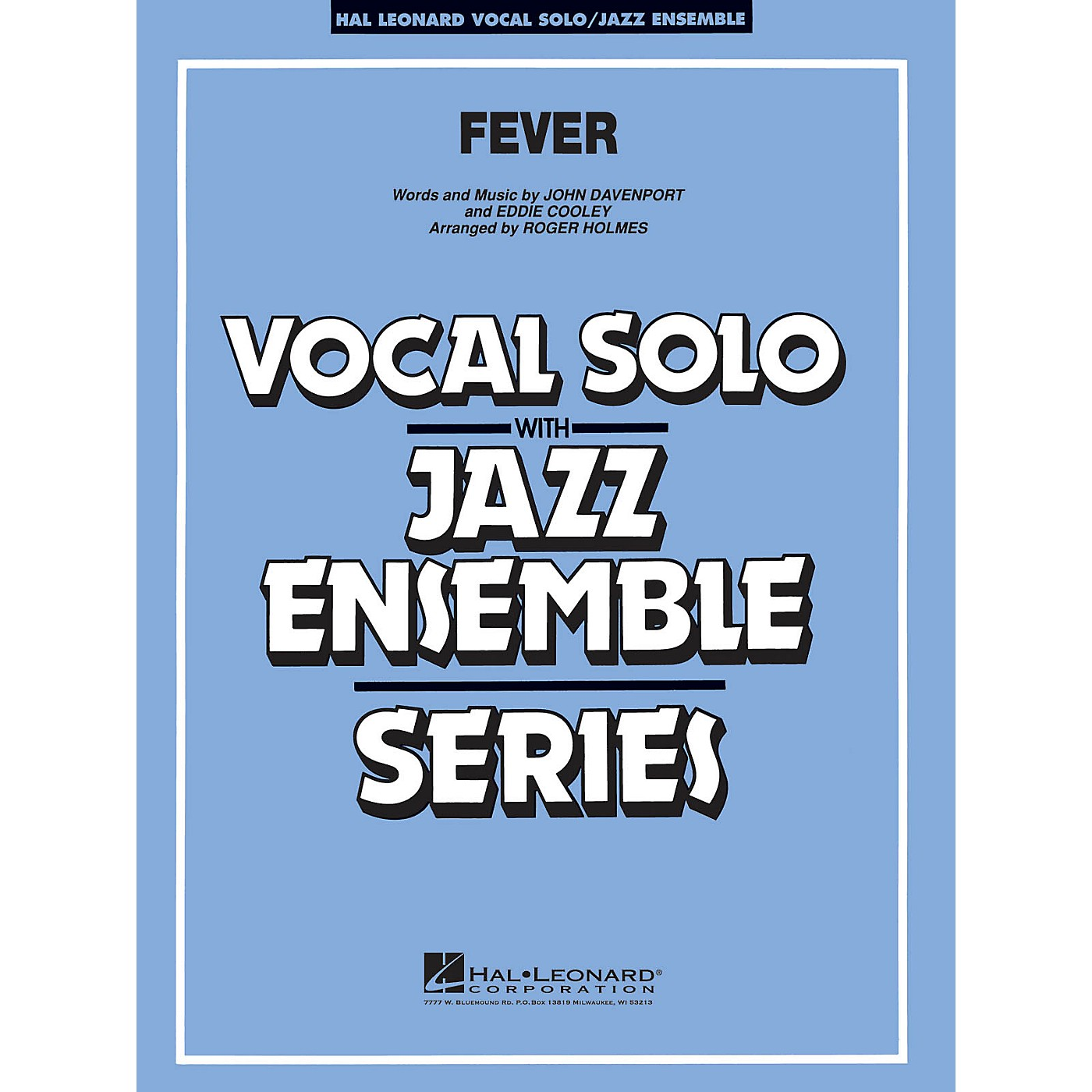 Hal Leonard Fever (Key: Ami-Bbmi) Jazz Band Level 3-4 thumbnail