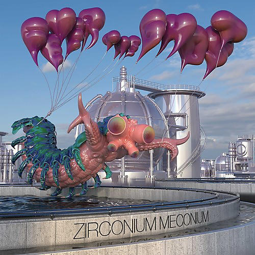 Alliance Fever the Ghost - Zirconium Meconium thumbnail