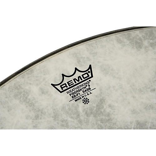 Remo FiberSkyn 3 EE Heavy Bass Drum Head thumbnail