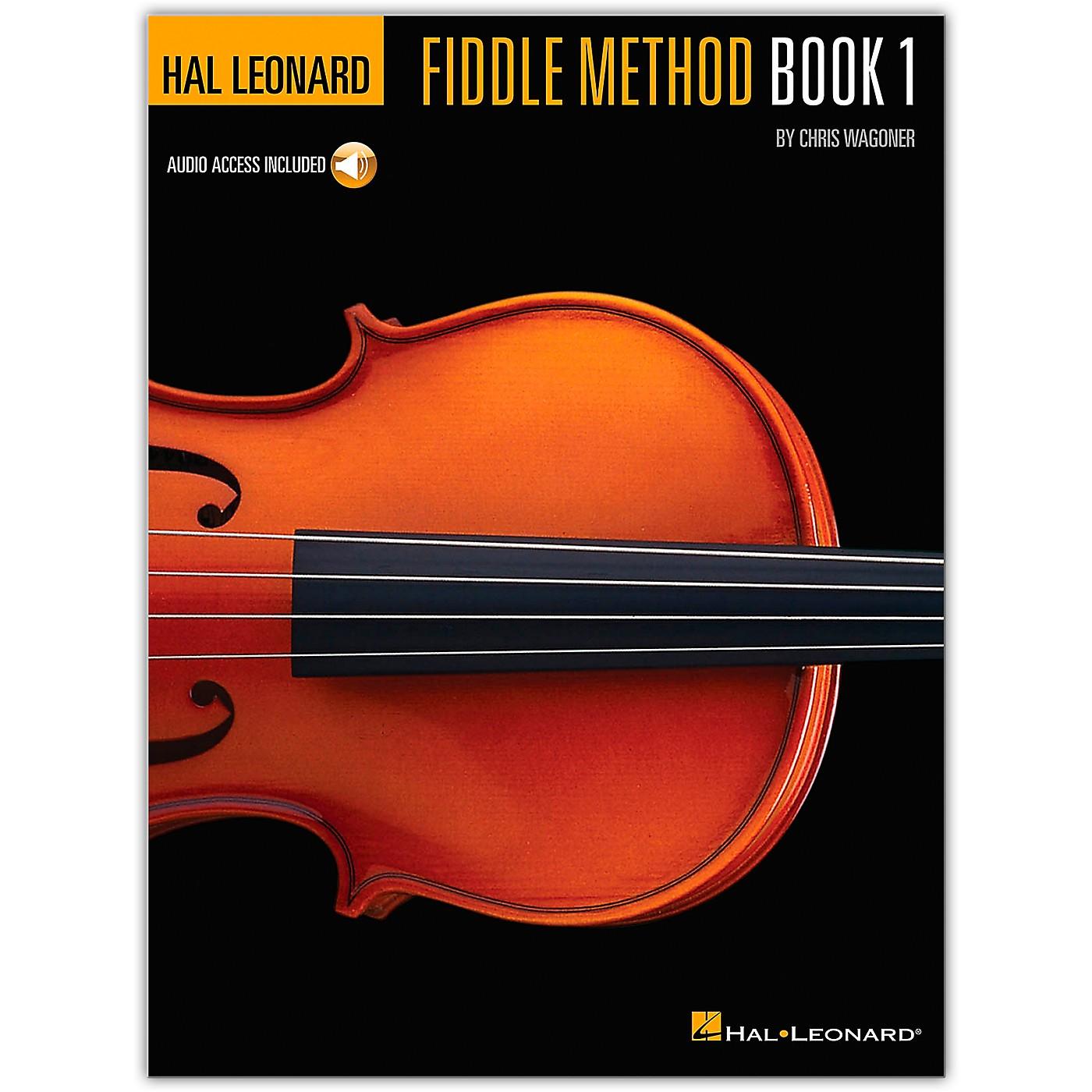 Hal Leonard Fiddle Method Book 1 Book/Online Audio thumbnail