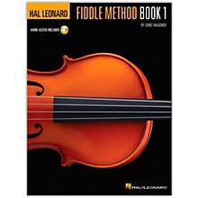 Hal Leonard Fiddle Method Book 1 Book/Online Audio