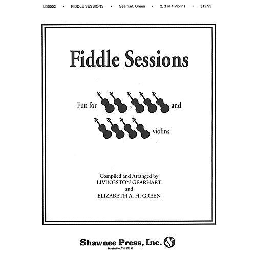 Hal Leonard Fiddle Sessions 2-4 Violins Violin thumbnail