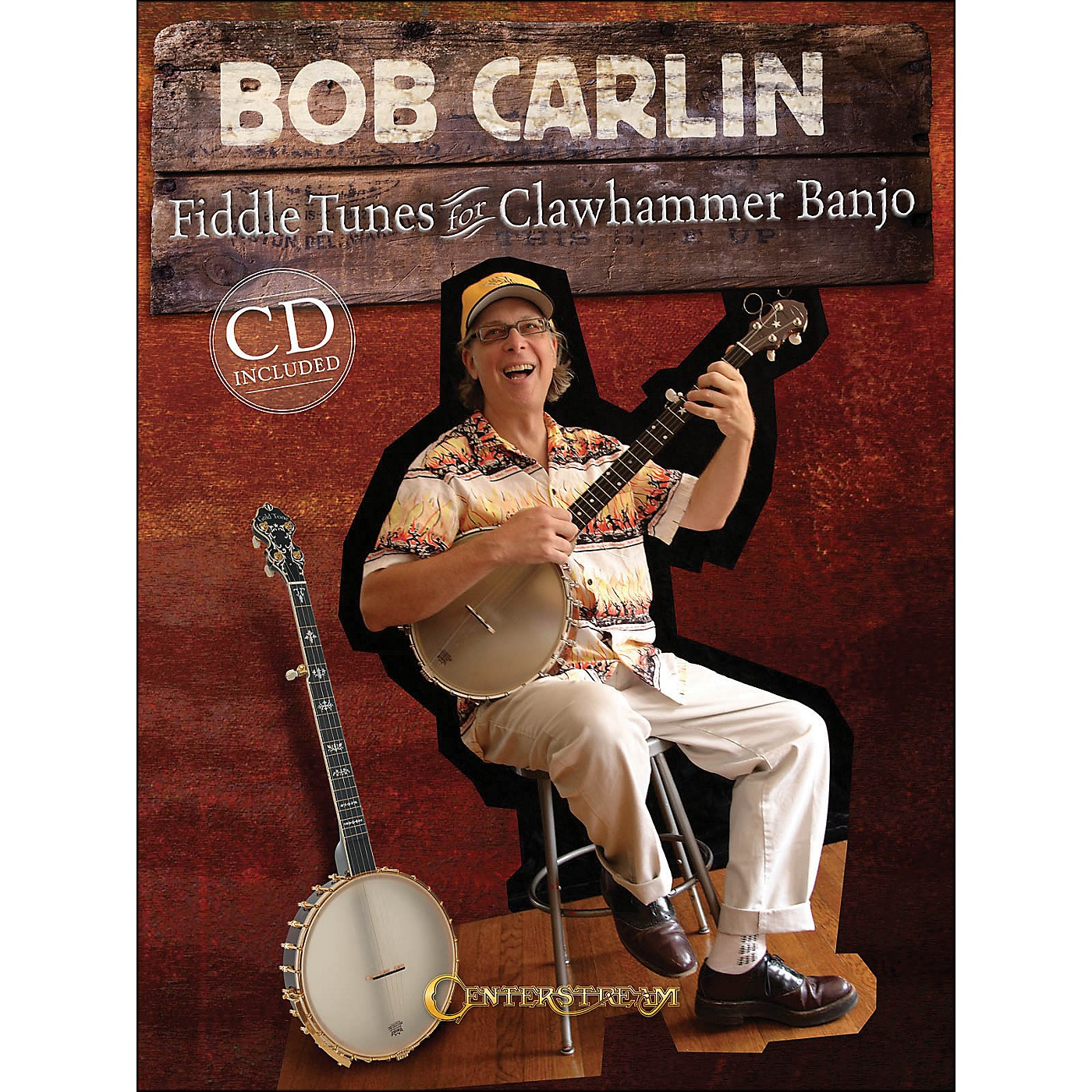 Centerstream Publishing Fiddle Tunes for Clawhammer Banjo (Book/CD) thumbnail