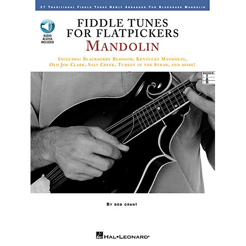 Music Sales Fiddle Tunes for Flatpickers - Mandolin Music Sales America Series Softcover with CD thumbnail