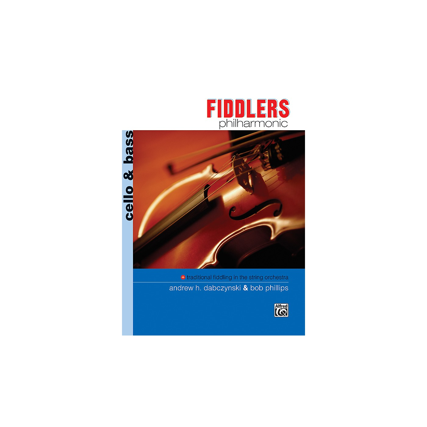 Alfred Fiddlers Philharmonic Cello & Bass Book thumbnail