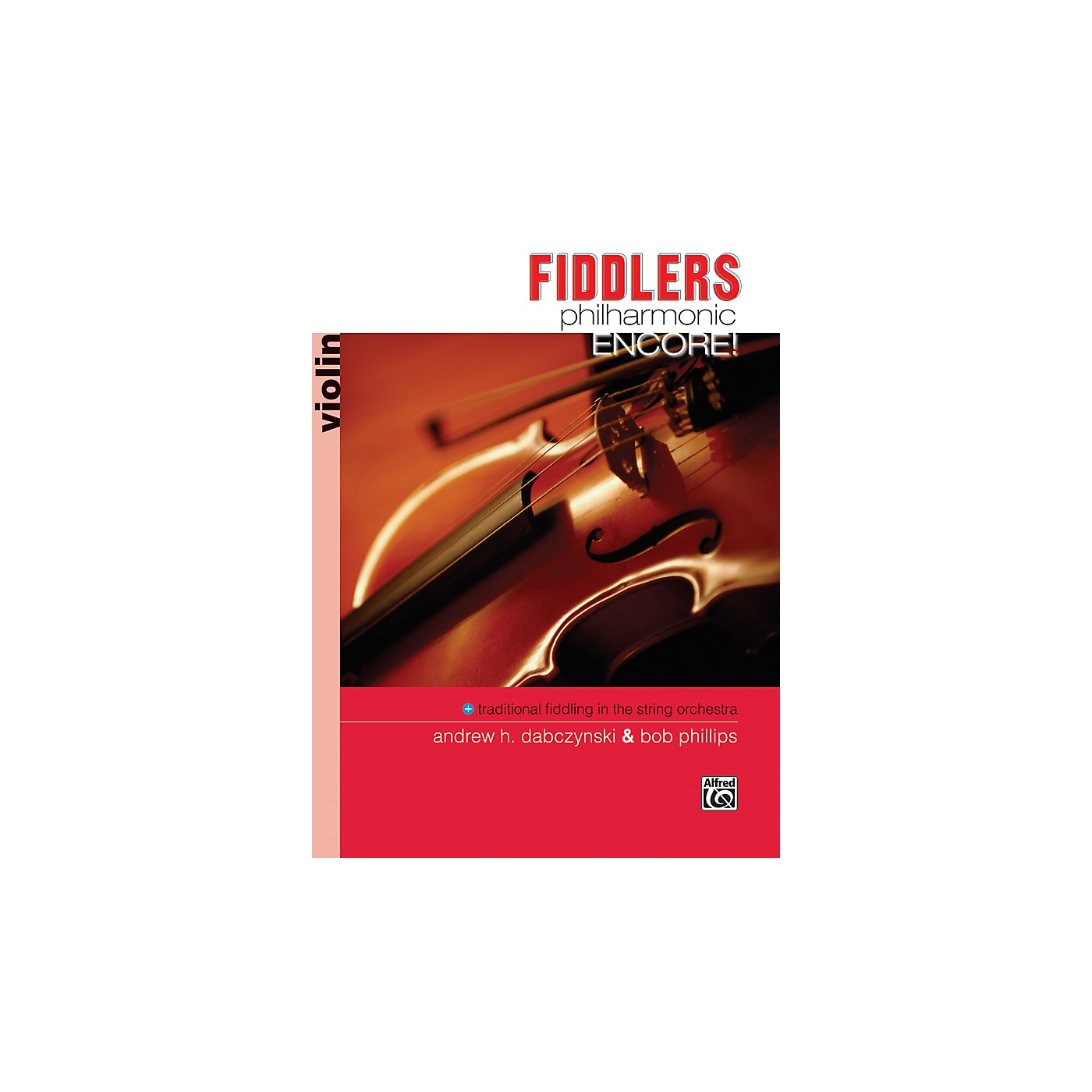 Alfred Fiddlers Philharmonic Encore! Violin Book thumbnail