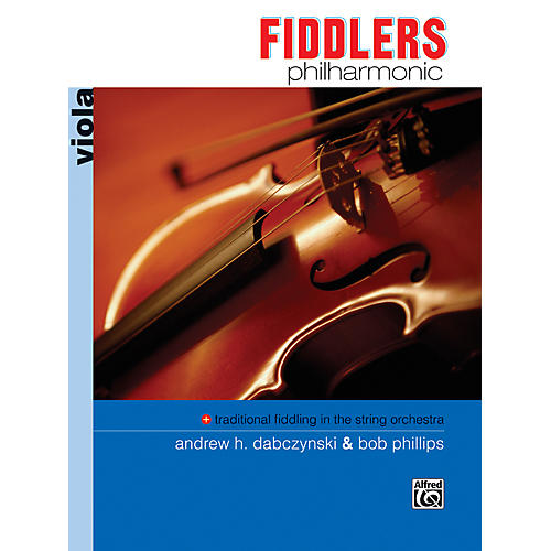Alfred Fiddlers Philharmonic Viola Book thumbnail
